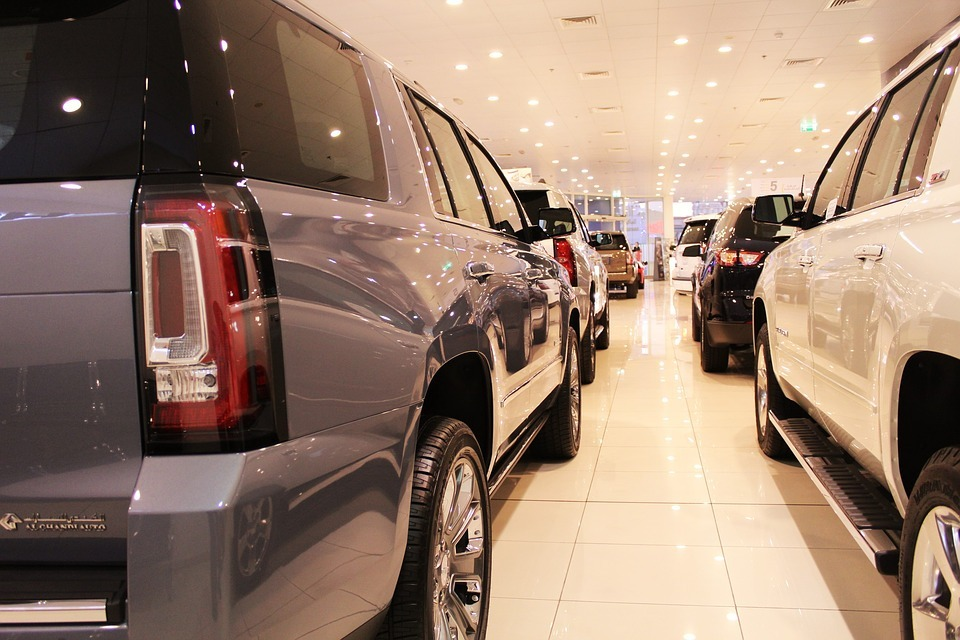 Why Industrial Showroom Units are Rare These Days