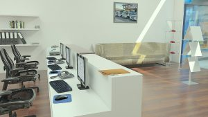 Open Plan Office & How It Can Help Your Company Save Cost