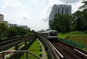 Upcoming MRT Lines